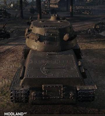 KV-4 Remodel , 2 photo
